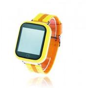 Детские умные часы GPS WiFi Smart Watch PK Q100 DS18 (Желтые)