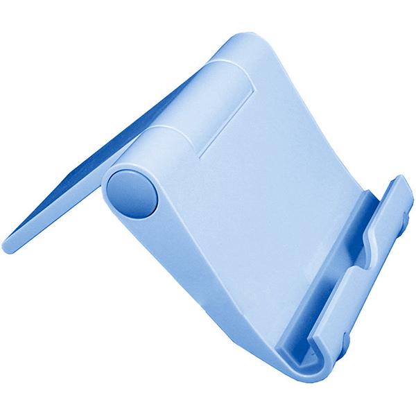 Универсальная подставка под планшет или смартфон (Голубой)