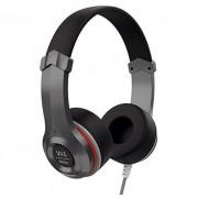 Наушники Hoco W6 с микрофоном flash gaming (Черный)