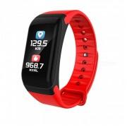 Фитнес браслет F601 Smart (Красный)