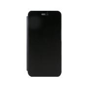 Чехол-книжка для Meizu M5S с магнитами, с визитницей и подставкой (Черный)