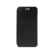 Чехол-книжка для Asus Zenfone 4 с магнитами, с визитницей и подставкой (Черный)