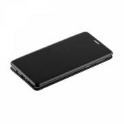Чехол-книжка для Samsung NOTE 8 с магнитами, с визитницей и подставкой (Черный)