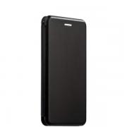 Чехол-книжка для Xiaomi Mi 5S с магнитами, с визитницей и подставкой (Черный)