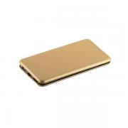 Чехол-книжка для Xiaomi Mi-5X с магнитами, с визитницей и подставкой (Золотой)