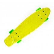 Скейт cruiserпастельный классический (Желтый)