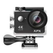 Экшен-камера Action camera 4K Ultra HD XPX H4L Wi-Fi (Черный)