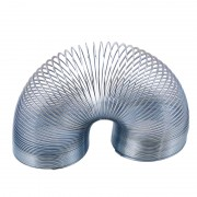Slinky Антистрессовая игрушка Пружинка Радуга (металл)