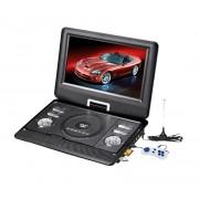 Портативный DVD плеер с TV тюнером XPX EA-1048D