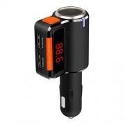 Автомобильный Bluetooth FM-модулятор BC09