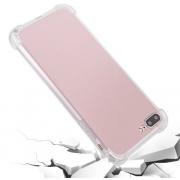 Чехол силиконовый мягкий для Samsung Galaxy C5 Pro (Прозрачный)