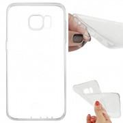 Чехол силиконовый мягкий для Samsung Galaxy S7 Edge(Прозрачный)