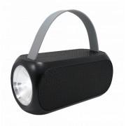 Колонка T2329A Bluetooth microSD USB FM aux call (Черный)