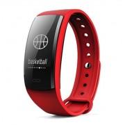 Фитнес-браслет QS90 (Красный)
