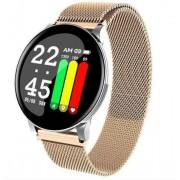 Умные часы Smart Watch W8 (золотистый)