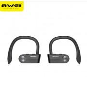 Беспроводные Bluetooth наушники Awei T2 TWS (черный)