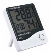 Цифровой термометр HTC-1 KZ-013 (черный)