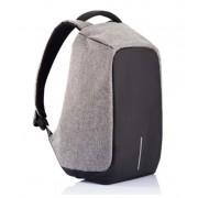 Антивандальный рюкзак для ноутбука XD Design Bobby XL с USB-зарядкой (серый)