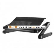 Столик для ноутбука Т6 (Черный)