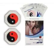 Патч-пластырь для здоровья Male Enhancement Patch (белый)