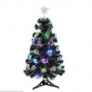 Искусственная елка с подсветкой 90 см (зеленый)