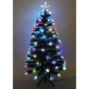 Искусственная елка с подсветкой 180 см (зеленый)