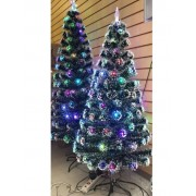 Искусственная елка с подсветкой 240 см (зеленый)