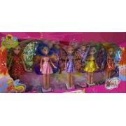 Набор кукол Феи Winx Club (розовый)