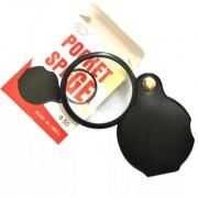 Лупа карманная диаметр 60 (Черный)