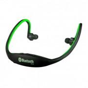 Беспроводные Bluetooth наушники BS19C (Зеленый)
