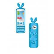 Детский телефон Maxvi J1 (Голубой)