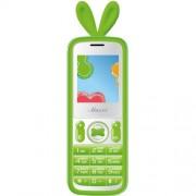 Детский телефон Maxvi J1 (Зеленый)