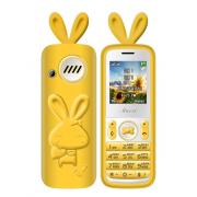 Детский телефон Maxvi J1 (Желтый)