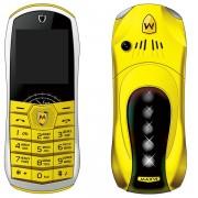 Детский телефон Maxvi J2 (Желтый)