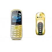 Детский телефон Maxvi J2 (Золотой)