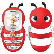 Детский телефон Maxvi J8 (Красный)