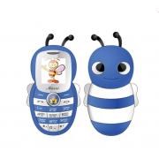 Детский телефон Maxvi J8 (Синий)