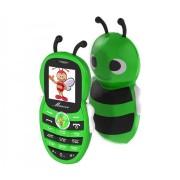 Детский телефон Maxvi J8 (Зеленый)