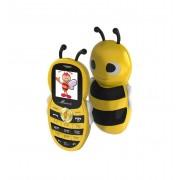 Детский телефон Maxvi J8 (Желтый)