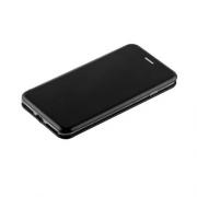 Чехол-книжка для Xiaomi Mi 6 plus с магнитами, с визитницей и подставкой (Черный)
