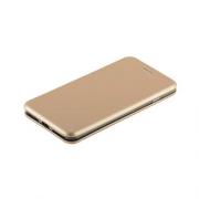 Чехол-книжка для Xiaomi Mi 6 plus с магнитами, с визитницей и подставкой (Золотой)