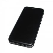 Чехол-книжка для Xiaomi Note 5A prime 16G с магнитами, с визитницей и подставкой (Черный)