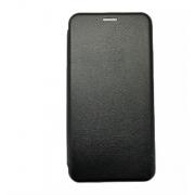 Чехол-книжка для OnePlus 3 с магнитами, с визитницей и подставкой (Черный)