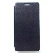 Чехол-книжка для OnePlus 5 с магнитами, с визитницей и подставкой (Черный)