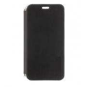 Чехол-книжка для Asus Zenfone 3 MAX с магнитами, с визитницей и подставкой (Черный)