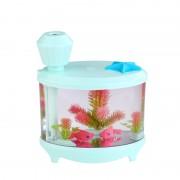 Увлажнитель воздуха Fish Tank Light Humidifier (зеленый)