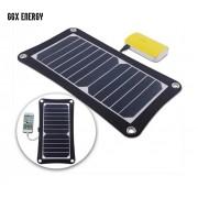 Портативная солнечная панель с выходом USB 6,5 W