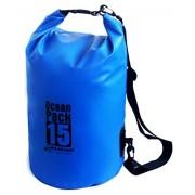 Рюкзак Dry Bag 15 liter (синий)