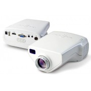 Проектор mini LED Projector E03 TV-40 (белый)