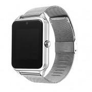 Умные часы Smart Watch Z60 (Серебристый)